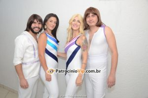 Show com ABBA The Music